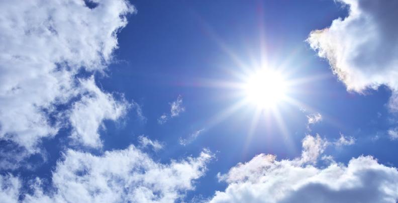 اشعههای مضر خورشید