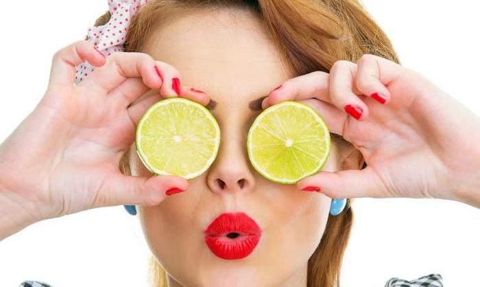 فواید ویتامین سی بر پوست و مو