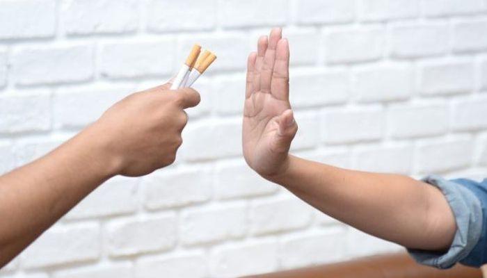 پرهیز از مصرف دخانیات