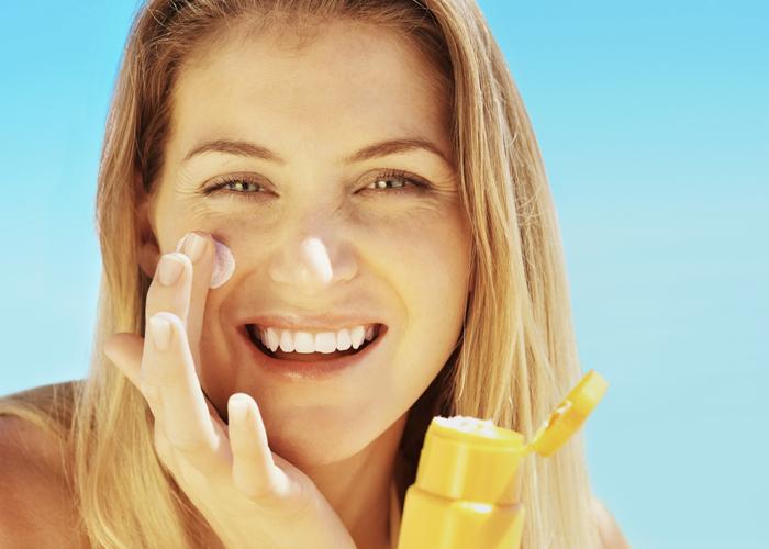 استفاده مداوم از ضد آفتاب