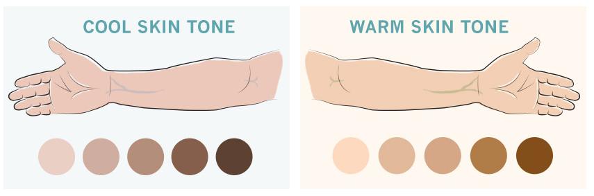 کرم پودر مناسب پوست صورتتان