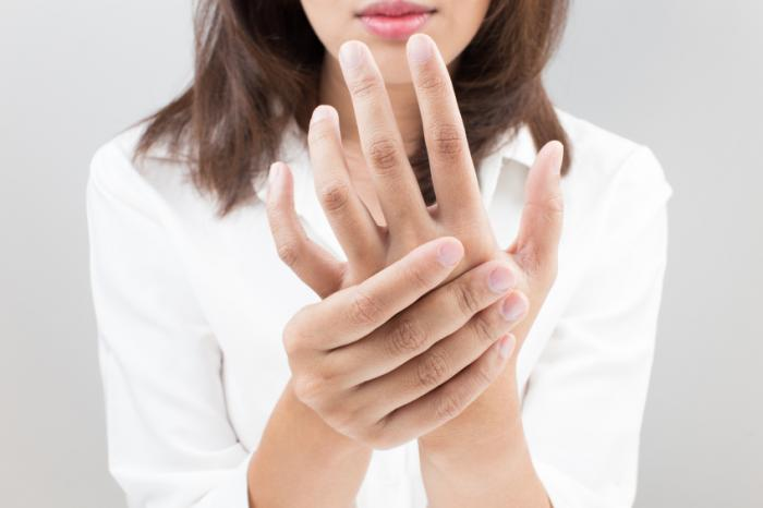 کمبود برخی از ویتامینها ممکن است باعث گزگز دست و پا شود