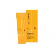 کرم ضد آفتاب و ضد لک بی رنگ مخصوص پوست خشک و معمولی SPF30